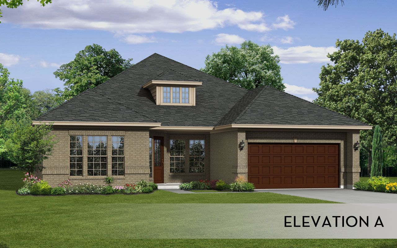 Castlerock communities new home plans in rockwall tx for New home source dfw