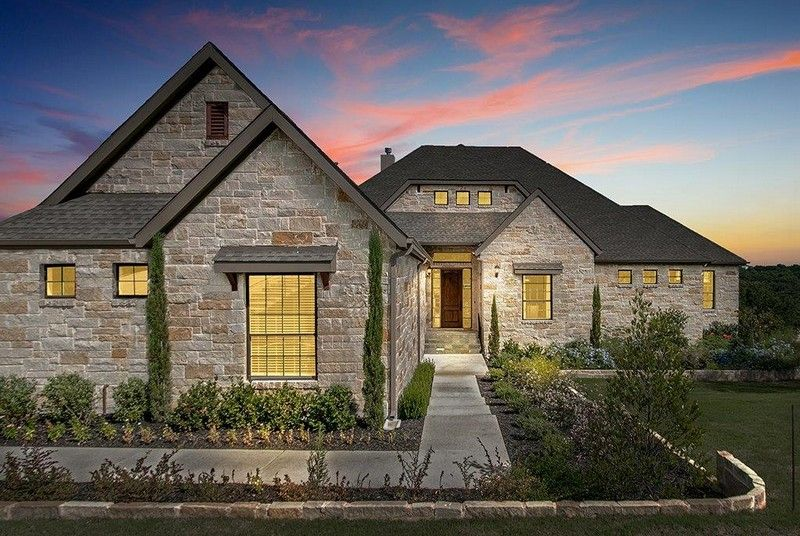 The Homestead In Sunnyvale, TX, New Homes & Floor Plans By