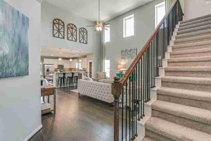 Laurel Vistas Stairway