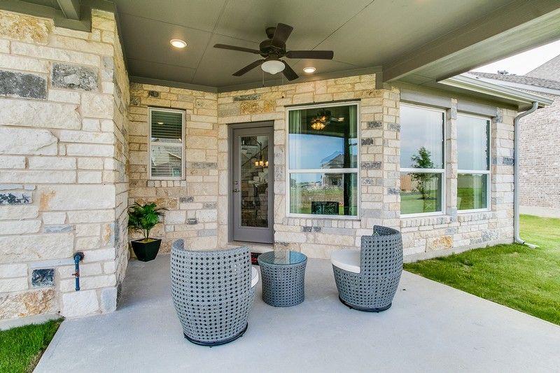 'Santa Rita Ranch' by Castlerock Communities Austin, TX in Austin
