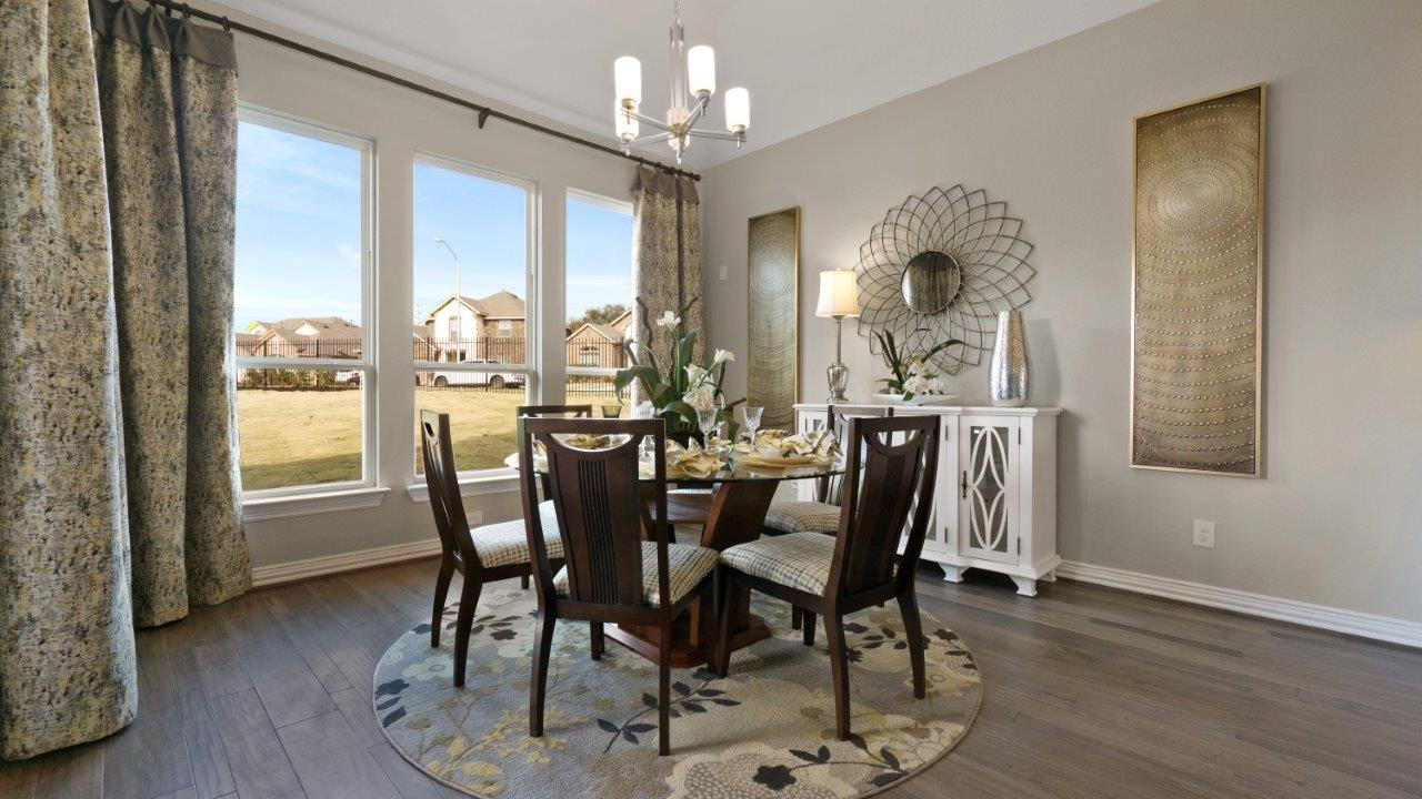 Kitchen featured in the Artesia-Gold By CastleRock Communities in Dallas, TX