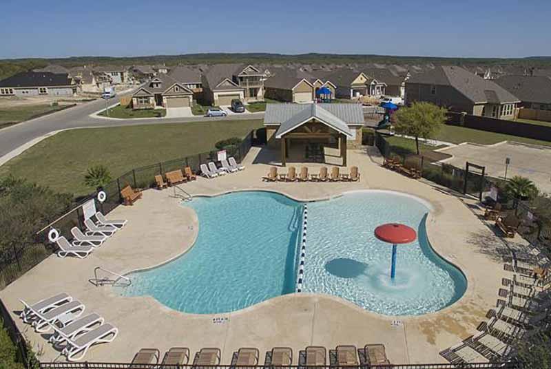 Kallison Ranch In San Antonio Tx By Castlerock Communities