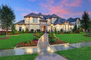 Pinehurst - Build on Your Lot: Houston, Texas - CastleRock Communities