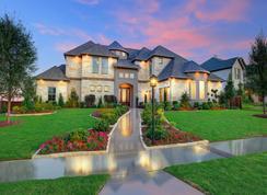 Pinehurst-Mercury Luxury Home - Inspiration: Wylie, Texas - CastleRock Communities