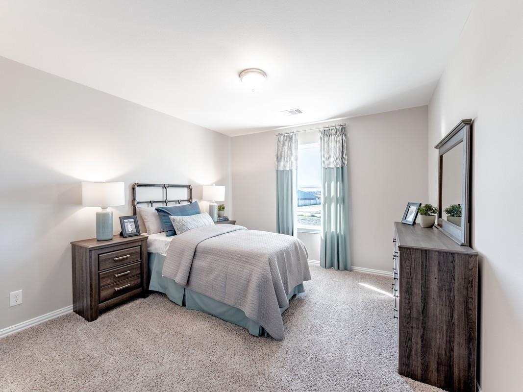 Bedroom featured in the San Marcos By CastleRock Communities in Houston, TX
