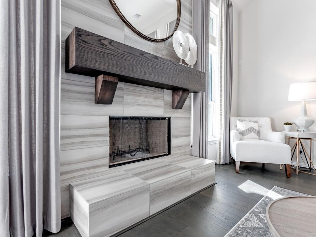 Living Area featured in the San Marcos By CastleRock Communities in Houston, TX