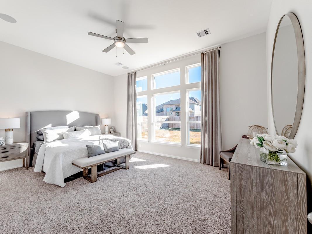 Bedroom featured in the San Marcos By CastleRock Communities in Brazoria, TX