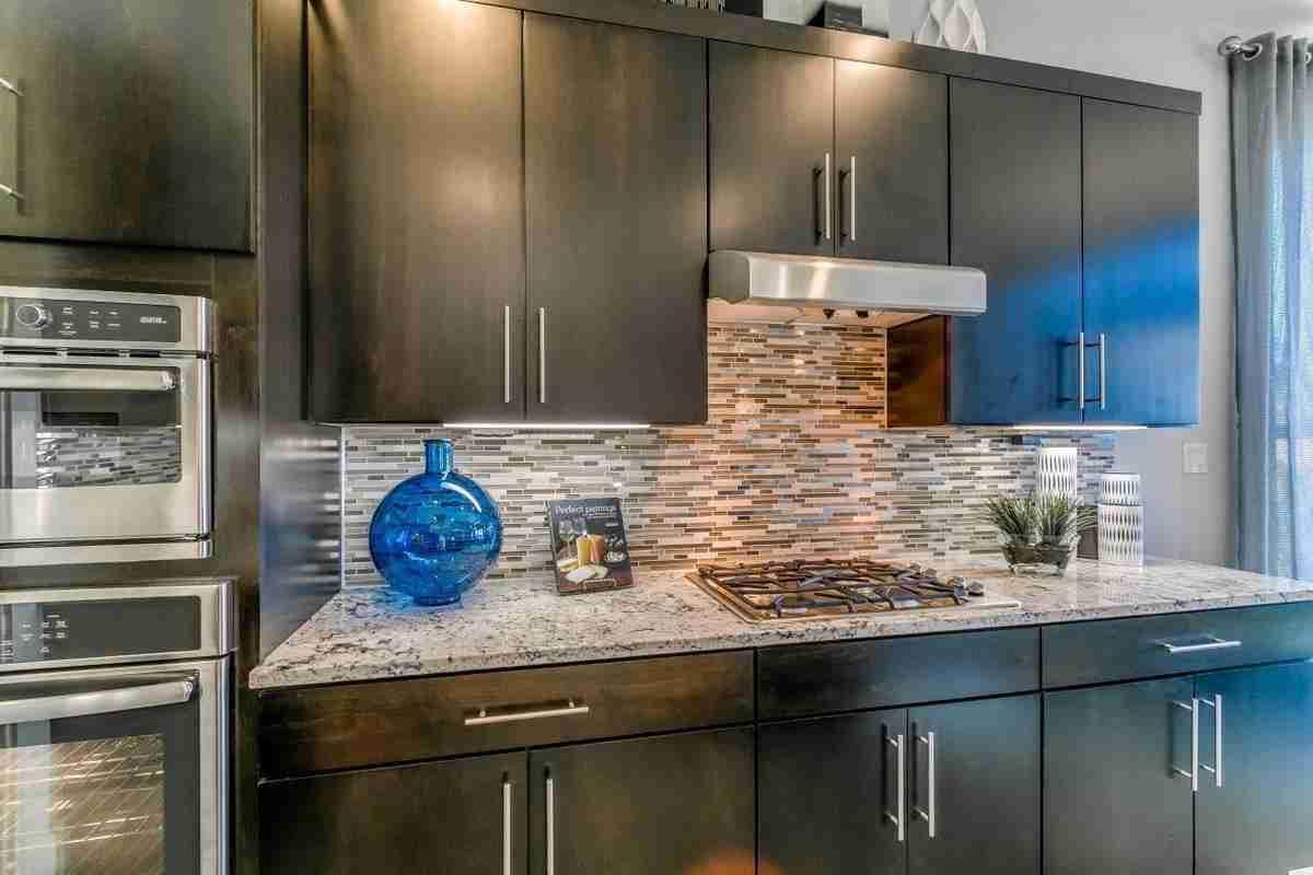 Kitchen Cabinet Space