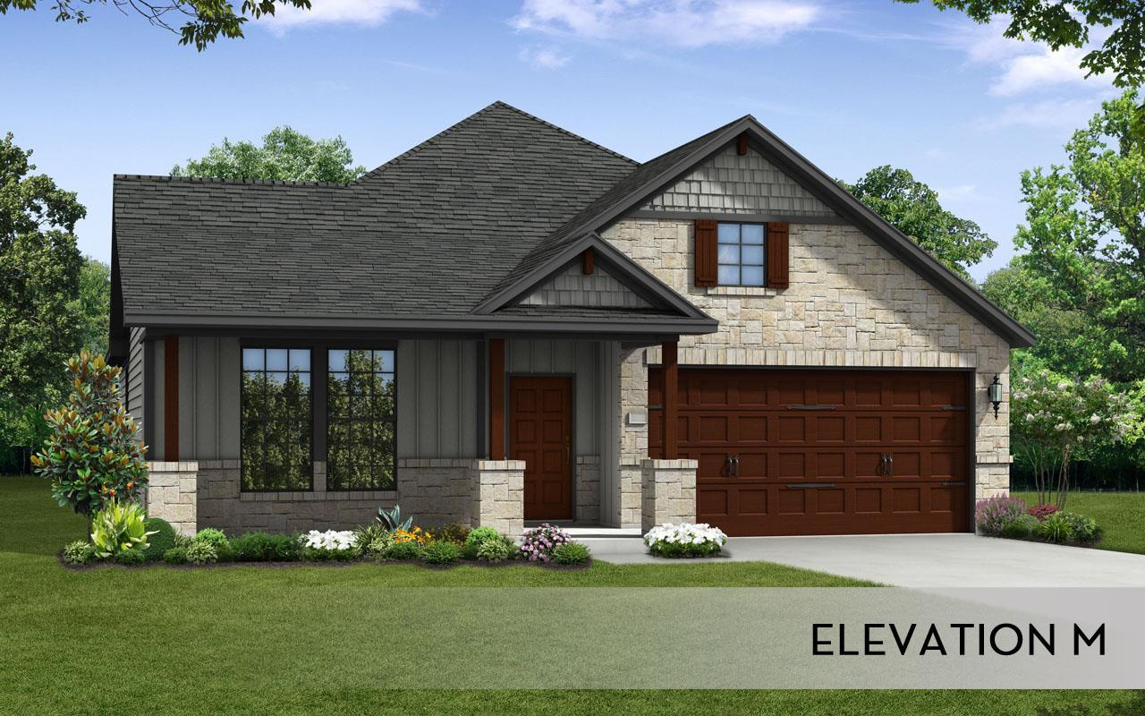 Exterior featured in the Greeley-Silver By CastleRock Communities in Austin, TX