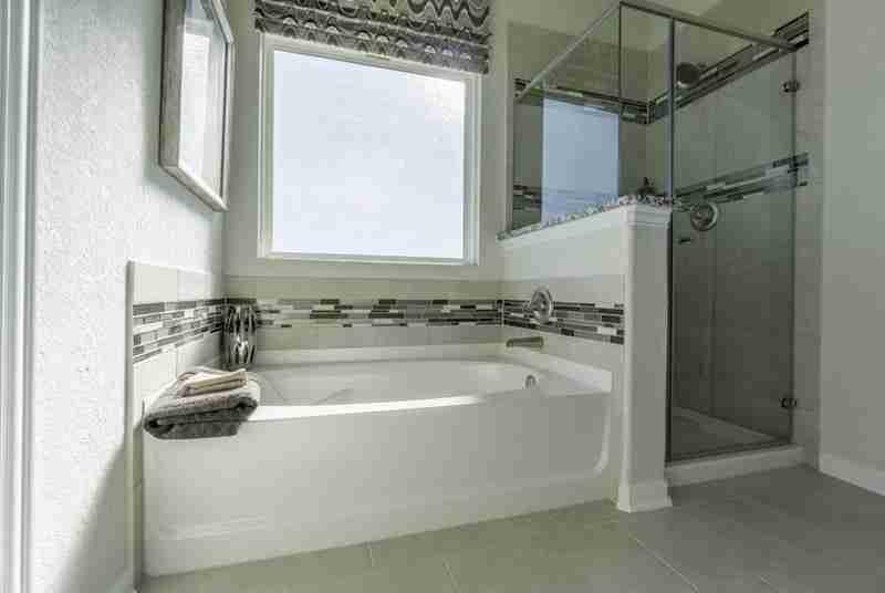 Notting Hill Master Bathroom