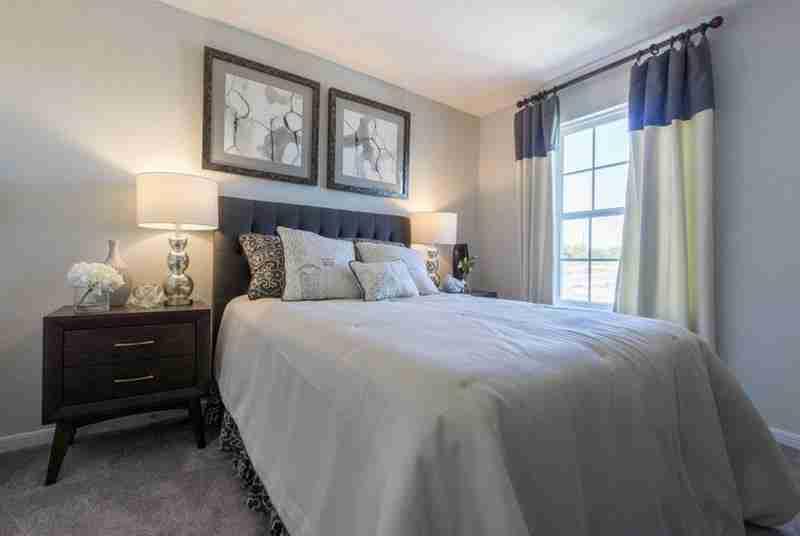 Notting Hill Bedroom #2