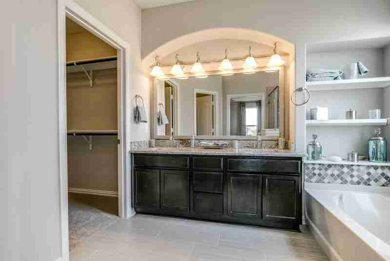 Newport Master Bathroom