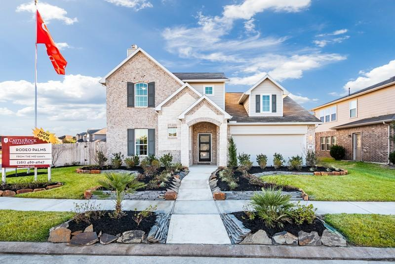 CastleRock Homes in Rodeo Palms