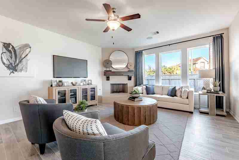 Rodeo Palms Family Room