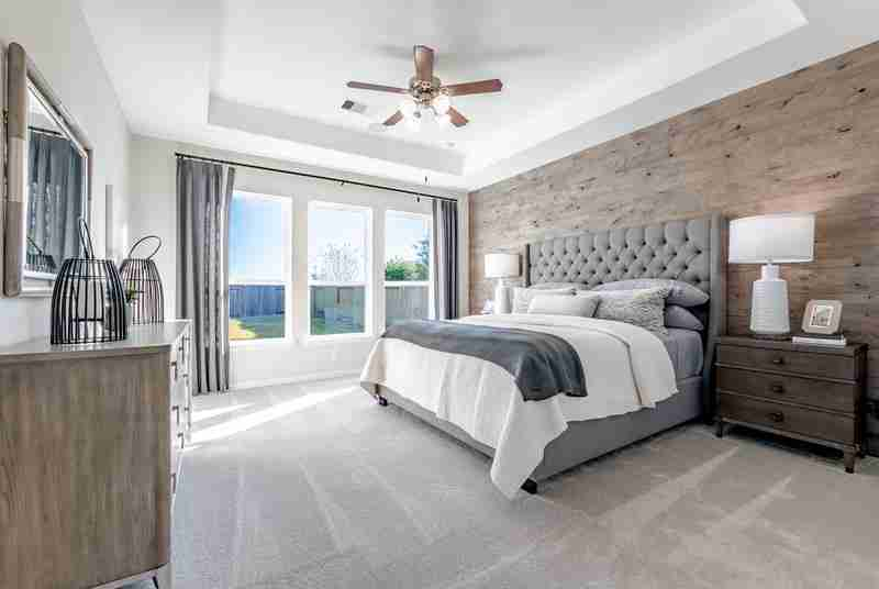 Rodeo Palms Master Bedroom