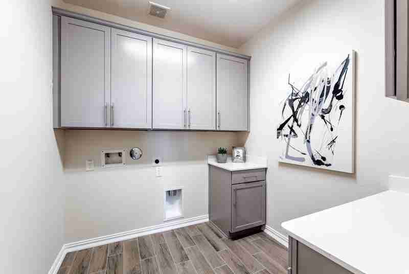Rodeo Palms Utility Room