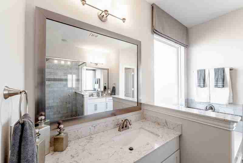 Sierra Vista Master Bathroom