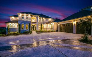 Pebble Beach - Build on Your Lot: Houston, Texas - CastleRock Communities
