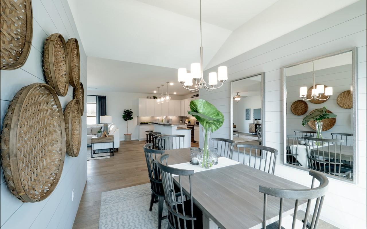 Living Area featured in the Sabine-Cobalt By CastleRock Communities in Houston, TX