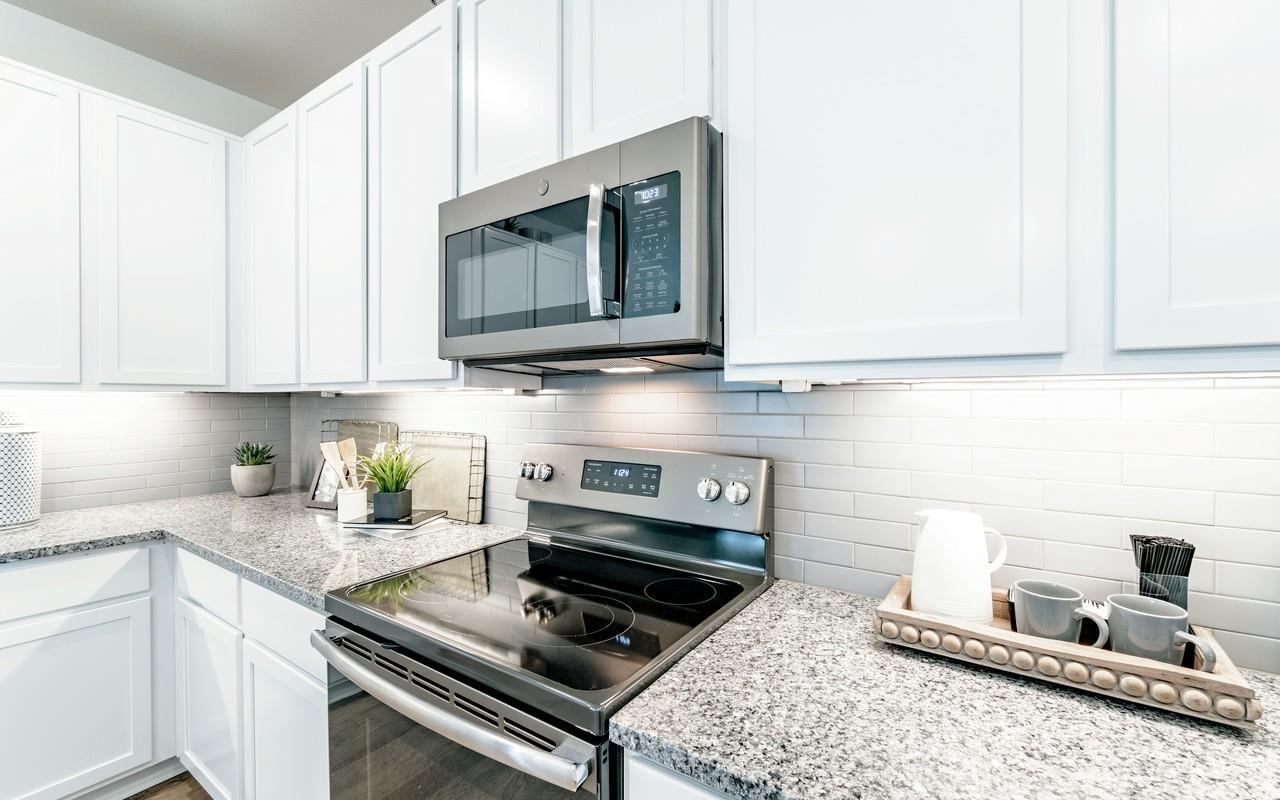 Kitchen featured in the Sabine-Cobalt By CastleRock Communities in Houston, TX