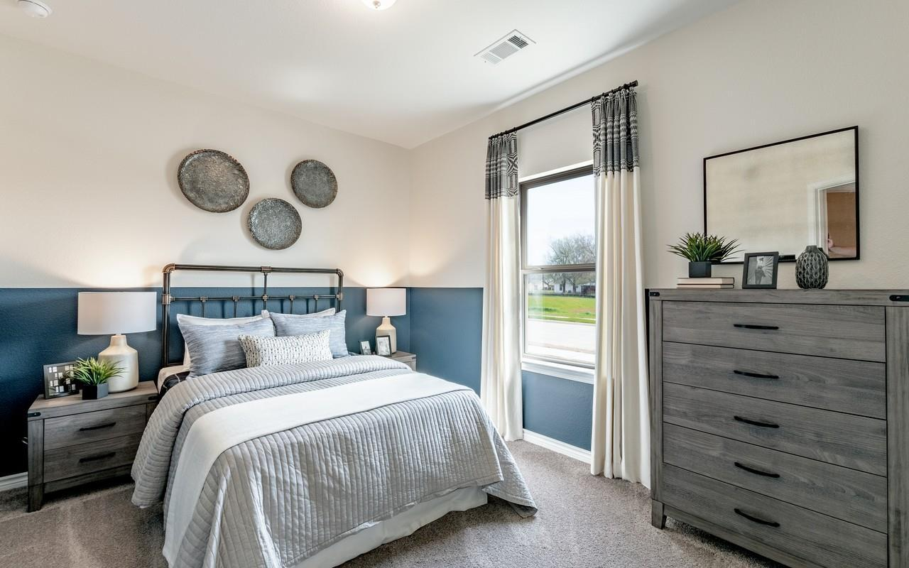 Bedroom featured in the Sabine-Cobalt By CastleRock Communities in Houston, TX