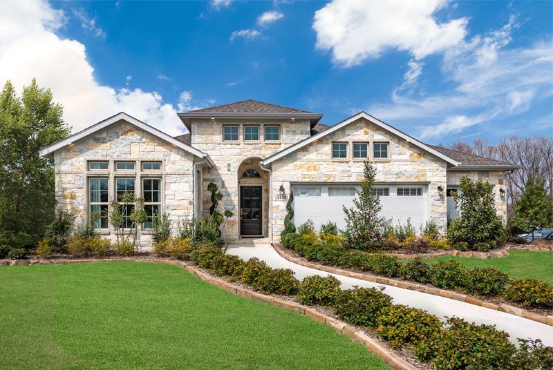 'Bozman Farms' by CastleRock Communities-Dallas, TX in Dallas