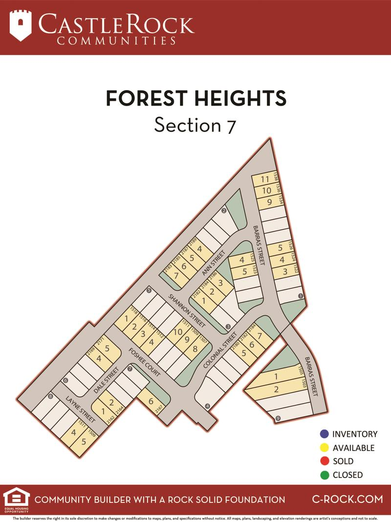 Forest Heights Section 7