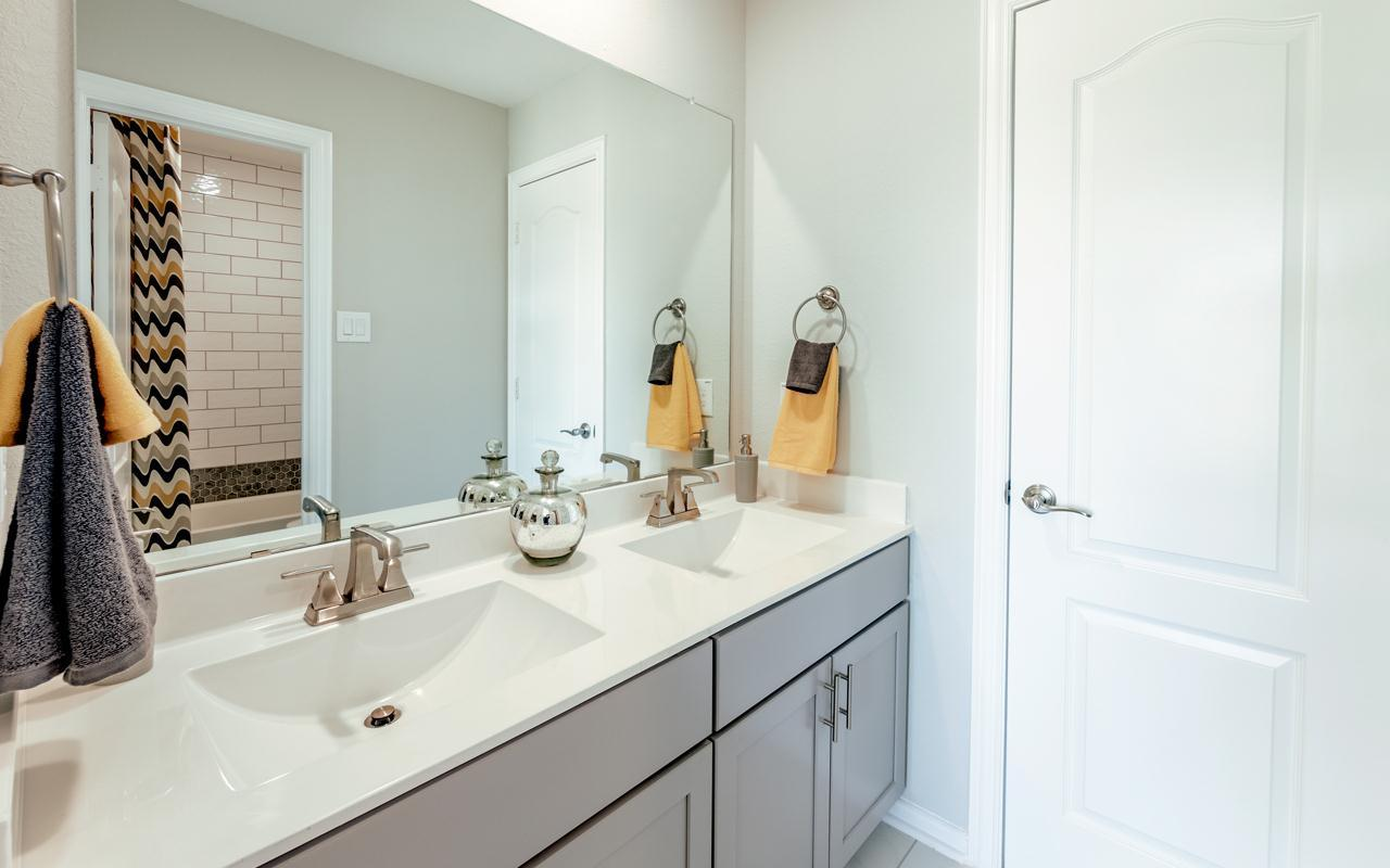 Bathroom featured in the Fitzgerald-Silver By CastleRock Communities in Houston, TX