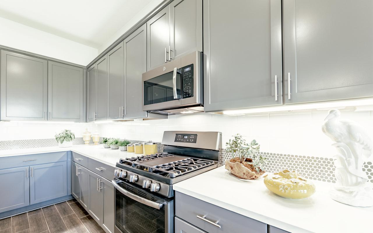 Kitchen featured in the Fitzgerald-Silver By CastleRock Communities in Houston, TX