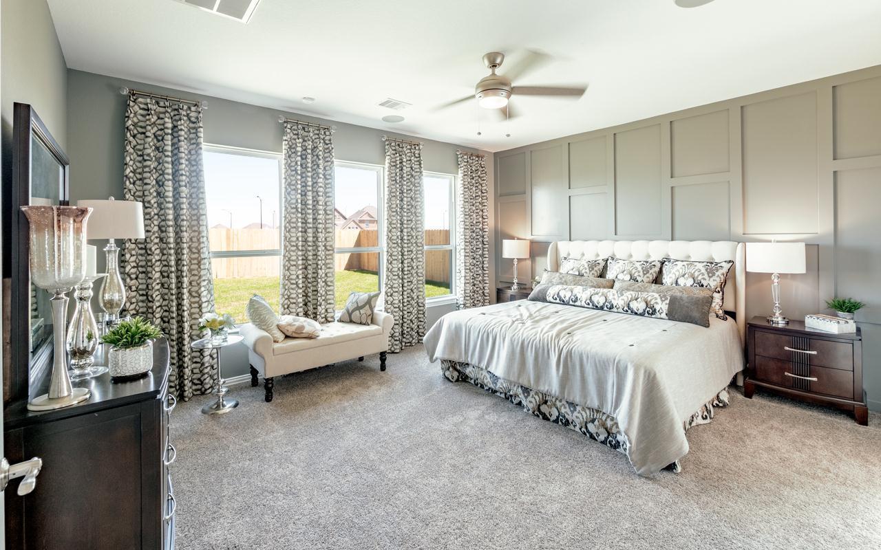 Bedroom featured in the Fitzgerald-Silver By CastleRock Communities in Houston, TX