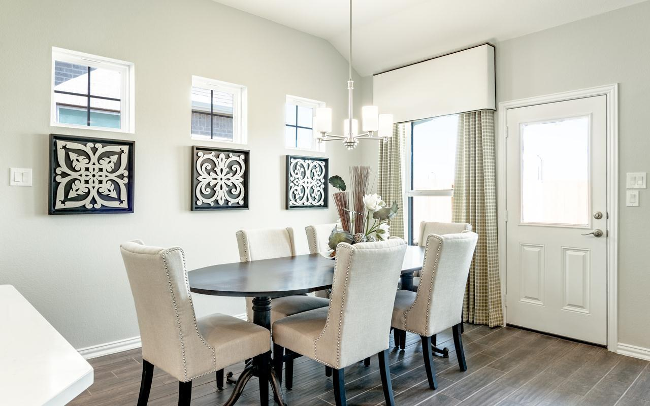 Living Area featured in the Fitzgerald-Silver By CastleRock Communities in Houston, TX