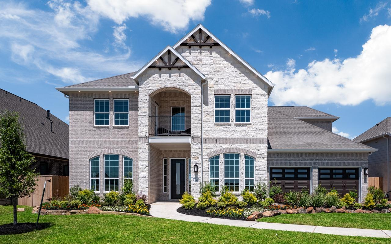 Exterior featured in the Frisco-Gold By CastleRock Communities in Dallas, TX