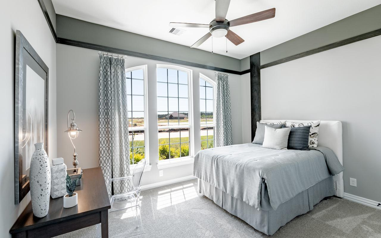 Bedroom featured in the Frisco-Gold By CastleRock Communities in Dallas, TX