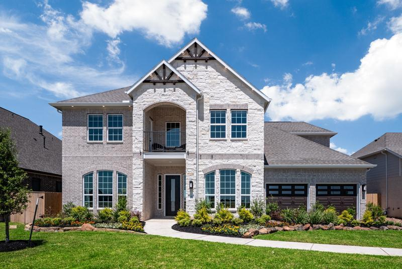 CastleRock Homes at Katy Lakes