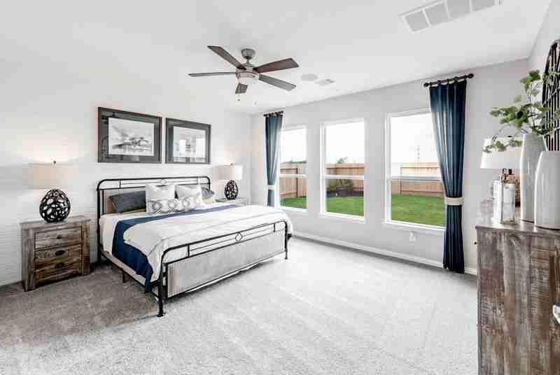 Martha's Vineyard Master Bedroom
