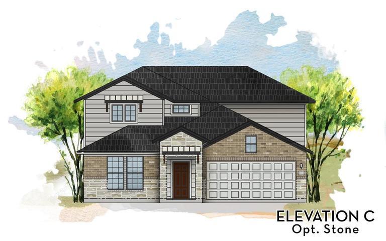 Yuma Silver Home Plan By Castlerock Communities In Balmoral