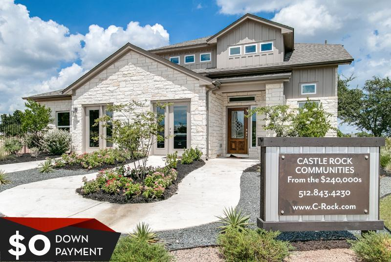 Rancho Sienna zero-down community