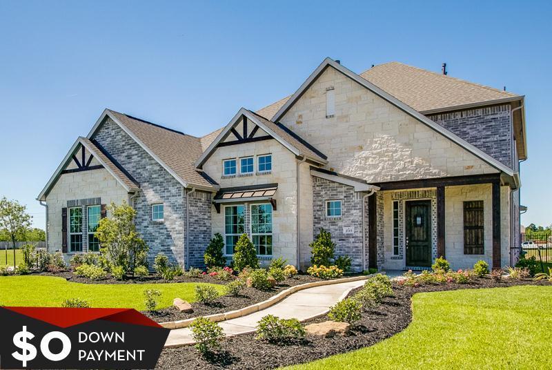 'Sterling Lakes' by CastleRock Communities-Houston, TX in Houston