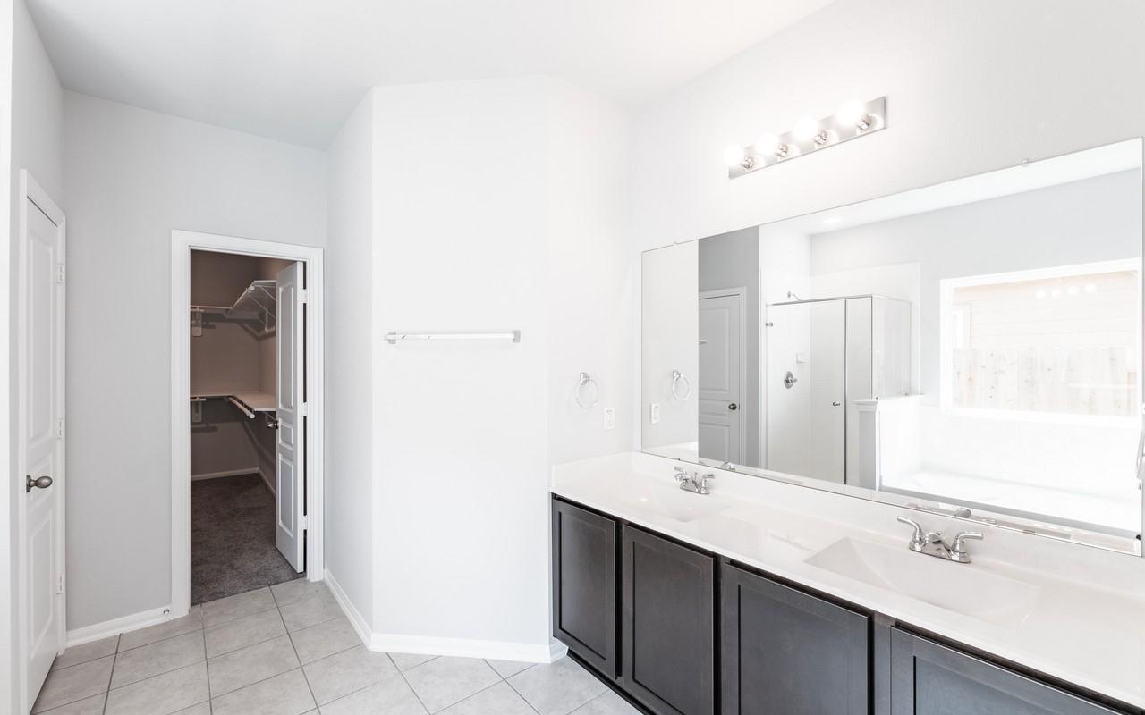 Bathroom featured in the Gemini-Cobalt By CastleRock Communities in Austin, TX