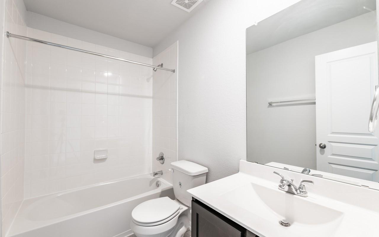 Bathroom featured in the Gemini-Cobalt By CastleRock Communities in Houston, TX