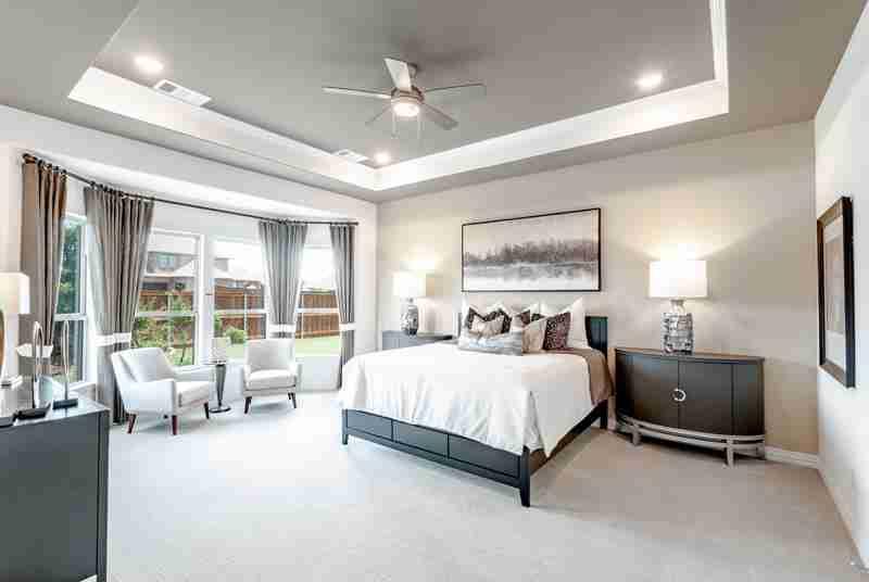 Sonoma Verde Master Bedroom