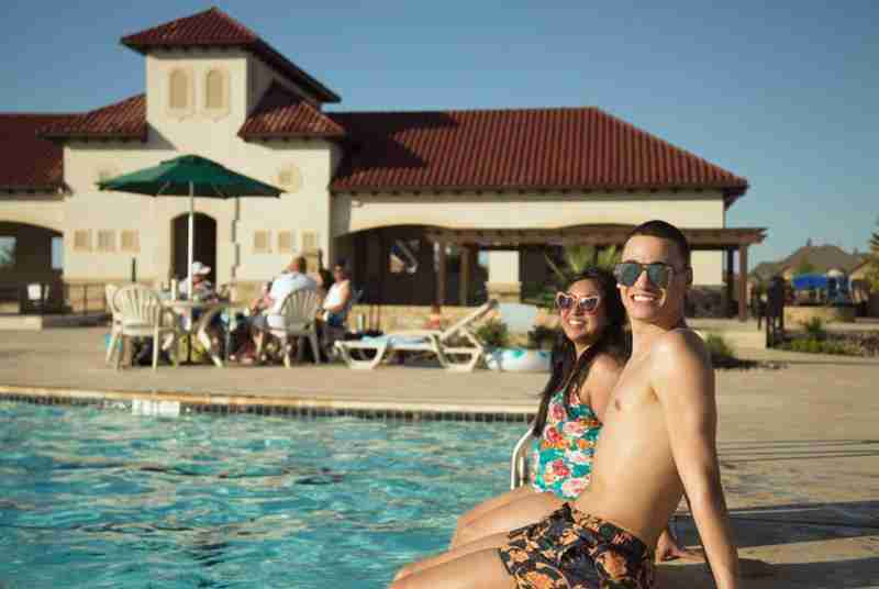 Sonoma Verde Community Pool