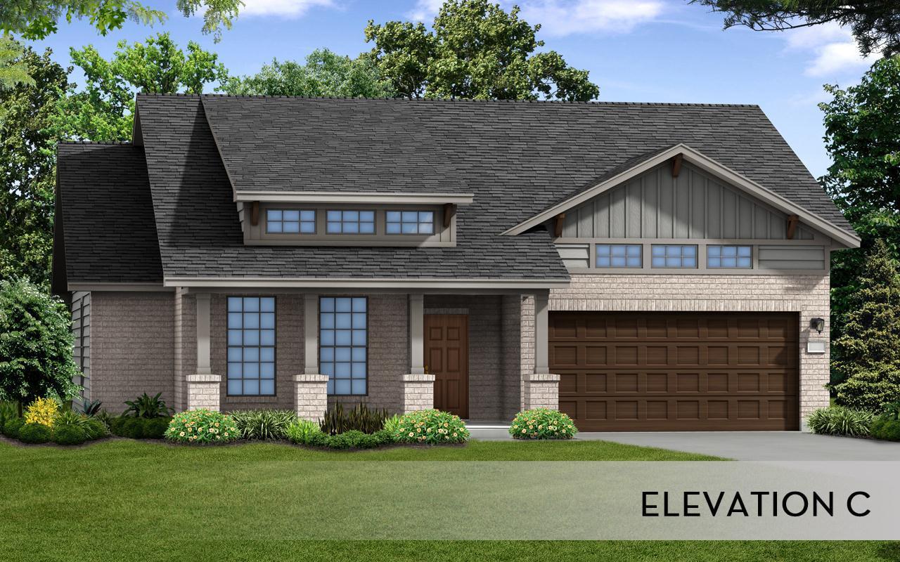 Whitman Silver Home Plan By Castlerock Communities In