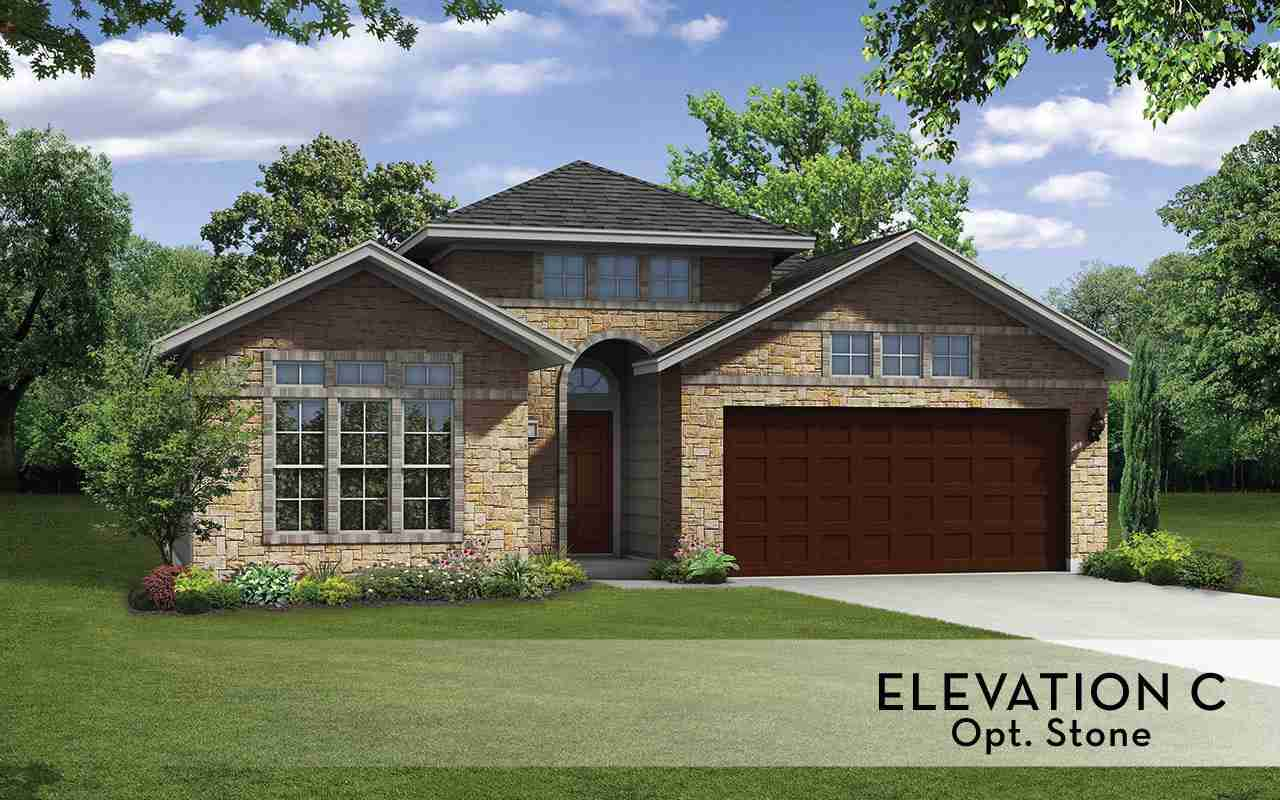 Greeley Elevation C opt Stone