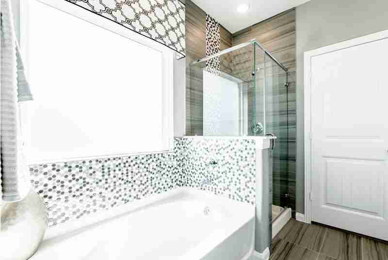 Medical Center South Master Bathroom
