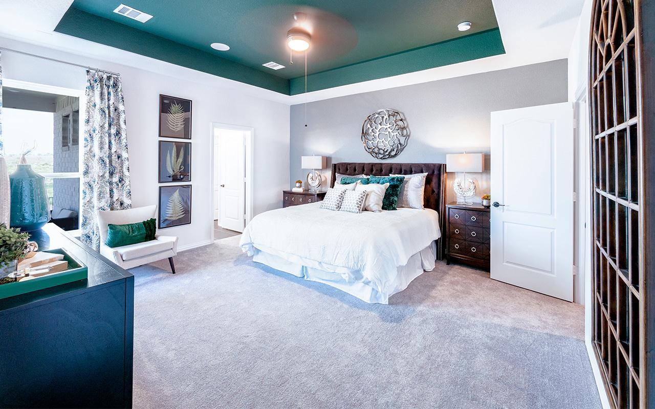 Bedroom featured in the Hayden-Silver By CastleRock Communities in Austin, TX
