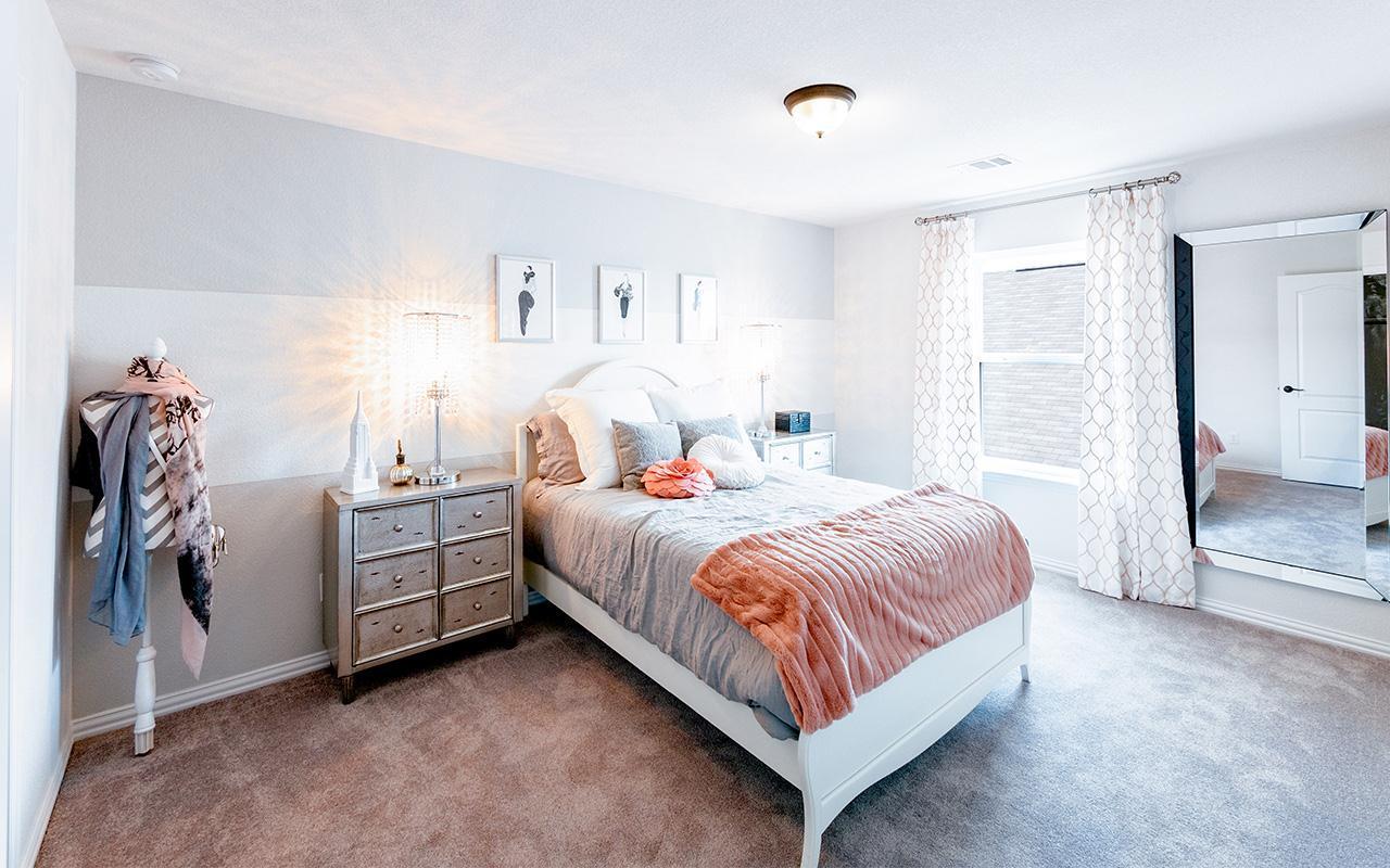 Bedroom featured in the Hayden-Silver By CastleRock Communities in Brazoria, TX