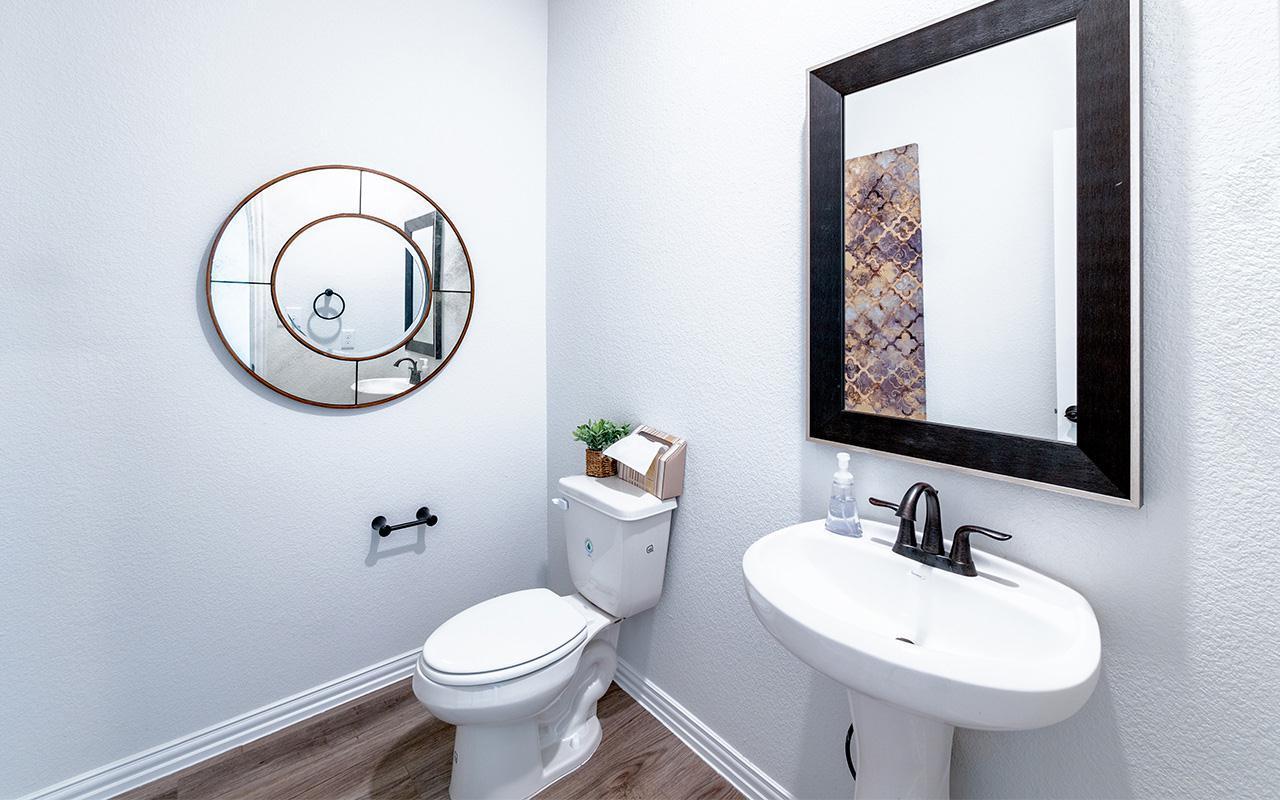 Bathroom featured in the Hayden-Silver By CastleRock Communities in Brazoria, TX