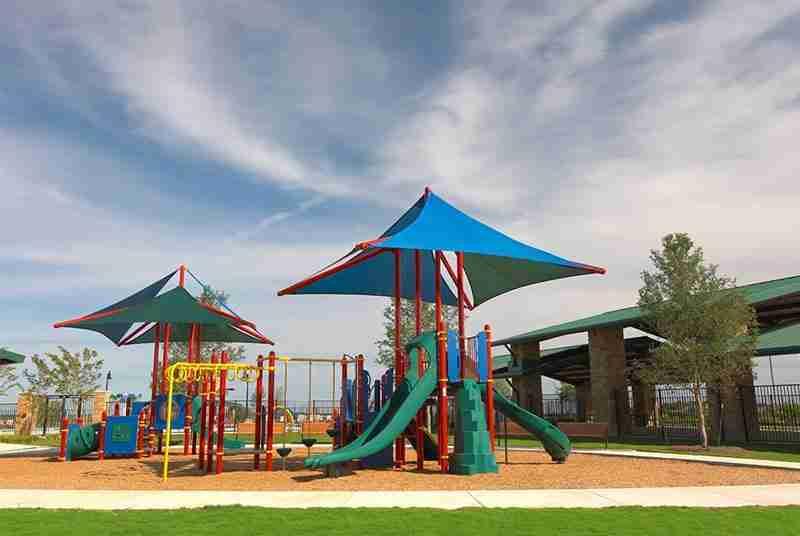 Sunfield Playground