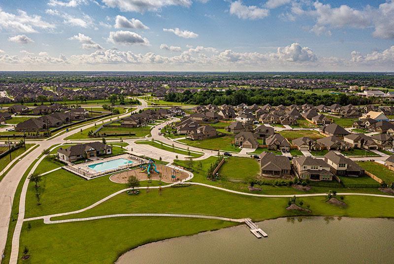 'Lakes of Savannah' by CastleRock Communities-Houston, TX in Houston